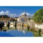 Puzzle  Trefl-37087 Italie, Rome : Le Vatican