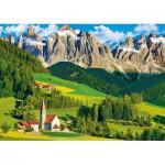 Puzzle  Trefl-37189 Italie, les Dolomites