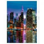 Puzzle  Trefl-37261 Manhattan, New York