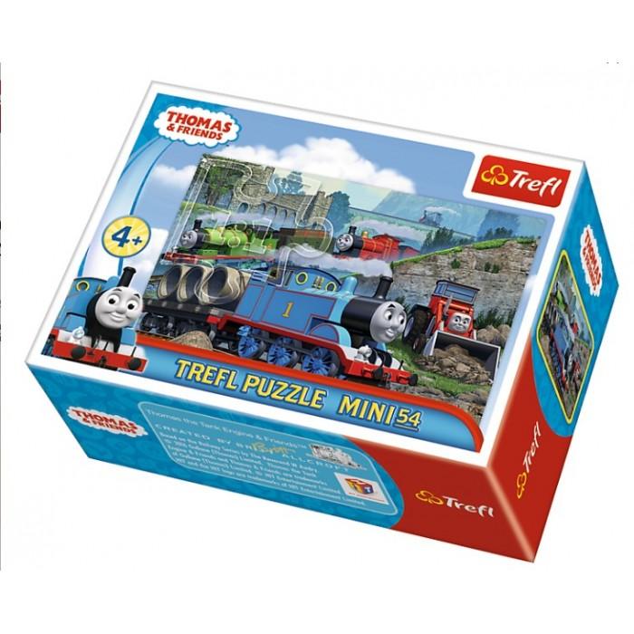 Mini Puzzle - Thomas & Friends