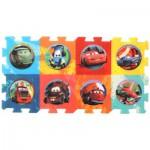 Trefl-60298 Puzzle Géant de Sol - Cars