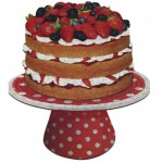 Wentworth-671403 Puzzle en Bois - Cupcakes By JoJo : Berry Bake