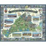 Puzzle  White-Mountain-524 Martha's Vineyard, Massachusetts, USA