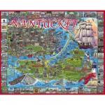 Puzzle  White-Mountain-533 Nantucket, Massachusetts, USA