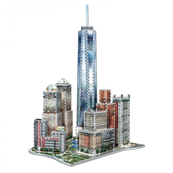Puzzle 3D - New York Collection : World Trade
