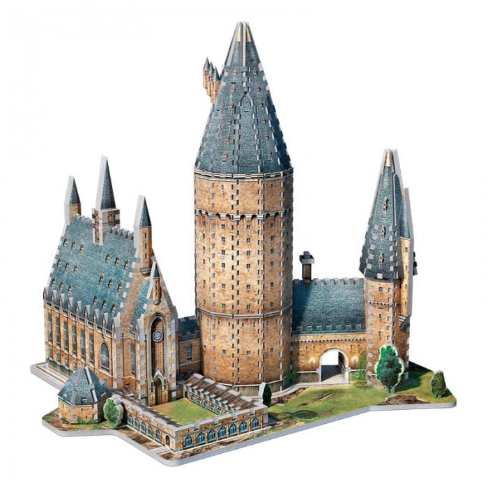 Puzzle 3D - Harry Potter : PoudlardTM - Grande Salle