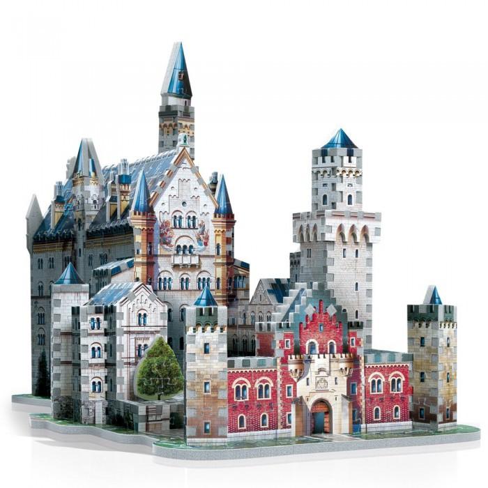Puzzle 3D - Allemagne : Château de Neuschwanstein