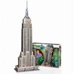 Wrebbit-3D-34507 Puzzle 3D - New-York : Empire State Building