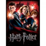 Wrebbit-3D-5001 Poster Puzzle - Ecole Poudlard, Harry Potter
