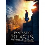 Poster Puzzle - Fantastic Beasts - New York
