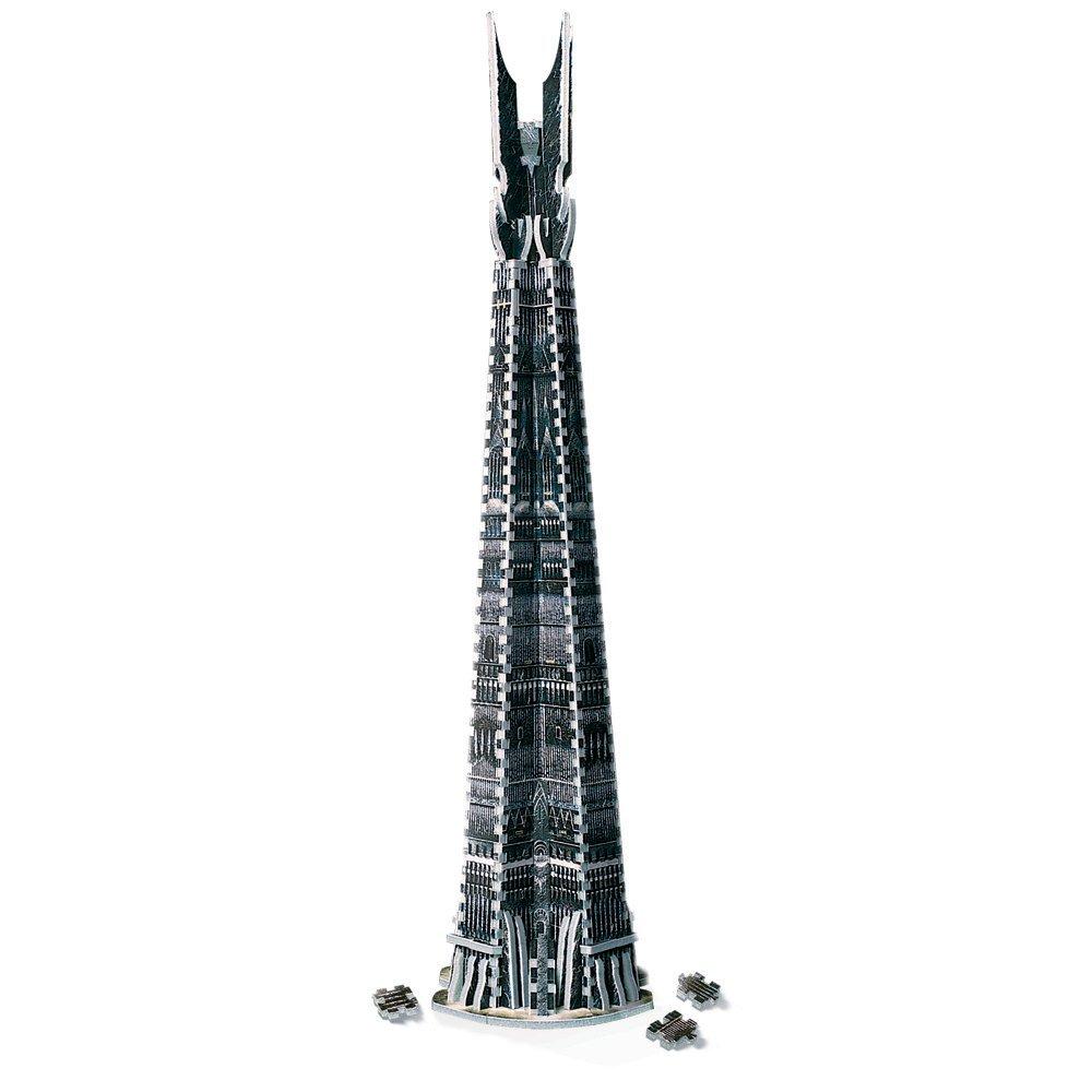 lego tower of orthanc instructions