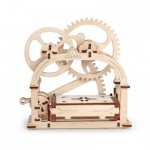 Ugears-12021 Puzzle 3D en Bois - Mechanical Box