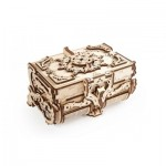 Ugears-12100 Puzzle 3D en Bois - Antique Box