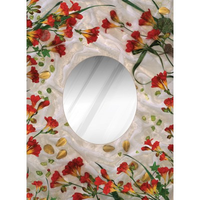 Art-Puzzle-4265 Puzzle Miroir - Irrigation