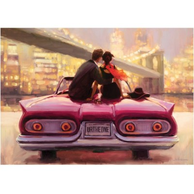 Puzzle Art-Puzzle-4545 You are the One