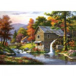 Puzzle  Art-Puzzle-4640 Old Sutter's Mill