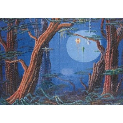 Puzzle Art-Puzzle-61020 Ahmet Yesil - My Childhood
