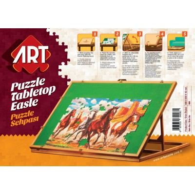 Art-Puzzle-908 Puzzle Table Top - 100 à 1500 Pièces