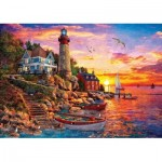 Puzzle   The Gorgeous Sunset