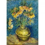 Puzzle  Art-by-Bluebird-60114 Vincent Van Gogh - Imperial Fritillaries in a Copper Vase, 1887