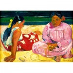 Puzzle  Art-by-Bluebird-Puzzle-60076 Gauguin - Tahitian Women on the Beach, 1891