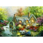 Puzzle  Bluebird-Puzzle-70063 Country Retreat
