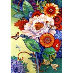 Puzzle  Bluebird-Puzzle-70201 The Mixed Bouquet