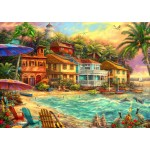 Puzzle  Bluebird-Puzzle-70208 Island Time