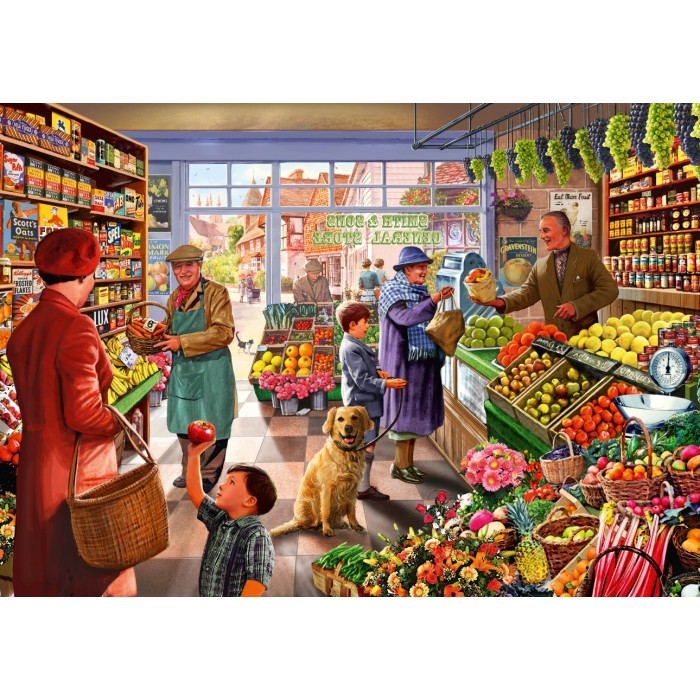 Village Greengrocer