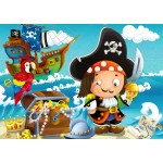 Puzzle  Bluebird-Puzzle-70359 The Treasure of the Pirate