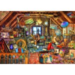 Puzzle  Bluebird-Puzzle-70434 Hidden Object Attic