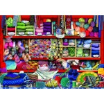 Puzzle  Bluebird-Puzzle-70478 Wool Shelf