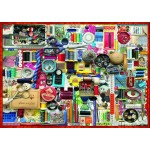 Puzzle  Bluebird-Puzzle-70479 Sewing Kit