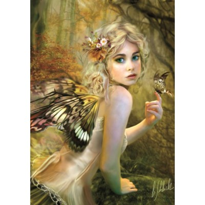 Puzzle Bluebird-Puzzle-70507-P Touch of Gold