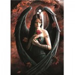 Puzzle   Anne Stokes - Angel Rose