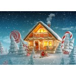 Puzzle   Christmas Cottage