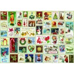 Puzzle   Christmas Stamps