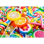 Puzzle   Colorful Lollipops