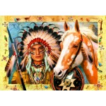 Puzzle   Indian Chief