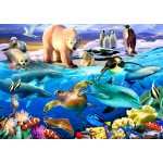 Puzzle   Oceans of Life