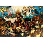 Puzzle   Pieter Bruegel the Elder - The Fall of the Rebel Angels, 1562