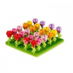 Nano Puzzle 3D - Champ de Tulipes (Level 3)