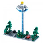 Nano Puzzle 3D - Changi Airport Tower (Level 3)