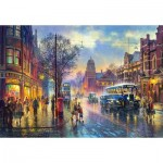 Puzzle  Castorland-104499 Abbey Road 1930's