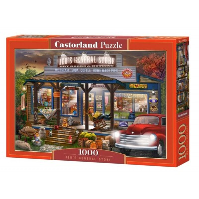 Puzzle Castorland-104505 Jeb's General Store