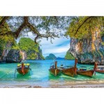 Puzzle  Castorland-151936 Beautiful Bay in Thailand