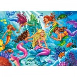 Puzzle  Castorland-27439 Mermaid Meeting