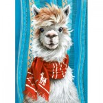 Puzzle  Castorland-53308 I am the LLama
