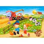 Puzzle  Castorland-B-06878 Summer in the Countryside