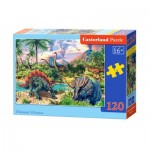 Puzzle   Dinosaures